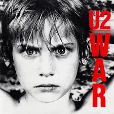 U2 : WAR / CD (ISLAND RECORDS 1985)