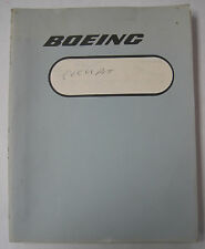 Boeing Original Crew Station Technology Vol II-117 Illustrations