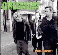 CD - GREEN DAY - Warning