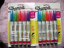 Sharpie Oil Paint Pens Pastel Colors , 2 sets