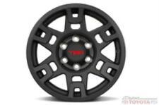 TRD BLACK CENTER CAP WITH TRD LOGO PTR20-35111-BK (CENTER CAP ONLY!!!)