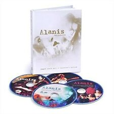 Jagged Little Pill [20th Anniversary Collector's Edition] [Limited] by Alanis Morissette (CD, Oct-2015, 4 Discs, Maverick)