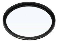 CAMGLOSS UV Filter 52 mm UV Schutzfilter wasserabweisend hitzebeständig