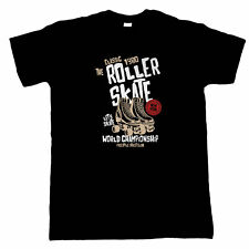 Roller Skate Mens T-Shirt - Skating Gift Him