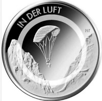 """2019 - 10 Euro - In der Luft - Buchstabe """"G"""" - bankfrisch"""