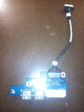 SAMSUNG 370R  ( NP370R5E ) PUERTOS USB + LECTOR DE TARJETAS´+ CABLE