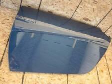 08-12 Smart Car ForTwo Driver Left Side LH Blue Door Skin Panel A4517220109