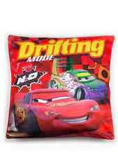 Disney Pixar Cars Plush Cushion Cuddle Pillow 35x35 cm NEW Drifting McQueen