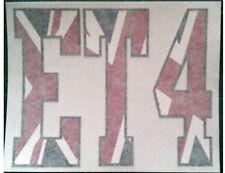 Vespa ET4 Decal / Sticker scooter Lambretta mod ska skinhead