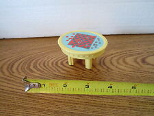 Fisher Price Loving Family Dream Grand Dollhouse checkers table game toy child