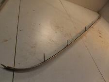 1959 BUICK INVICTA  EXTERIOR  WINDSHIELD TOP TRIM  HARD TO FIND