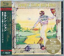 ELTON JOHN - GOODBYE YELLOW BRICK ROAD SHM CD NEW JAPAN UICY-90771 FREE SHIPPING