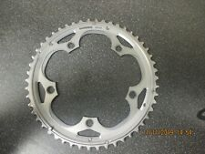 Shimano 50D chainring silver, 50T SG-X, for 50 39 30 triple EXC