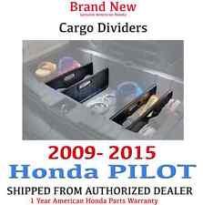 Genuine OEM Honda Pilot Cargo Dividers 2009-2015 08U45-SZA-100A