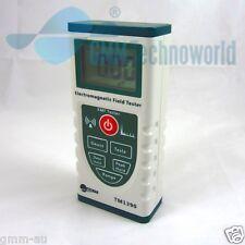 Electromagnetic Radiation Detector Meter EMF Field Tester Guass Tesla TM1390