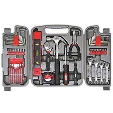 Tool Set Box Mechanics Hand Kit Case Repair Garage Home Wrenches Apollo 53 Pcs