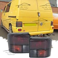 REAR TAIL LIGHTS DARK FOR VW BUS T4 90-03 MULTIVAN TRANSPORTER