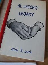 Al Leech Legacy Book 1 st e d