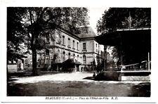 (S-82415) FRANCE - 37 - BEAULIEU LES LOCHES CPA      R.D.  ed.