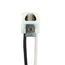 Socket D3942 120W 600V T5 6'' Short Bracket Lampholder 22524