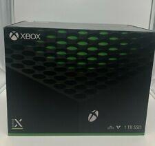 Microsoft Xbox Series X 1TB Spielekonsole Schwarz