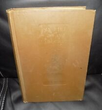 MY LIFE AS AN EXPLORER by Sven Hedin - 1926 Second Printing Hardcover !