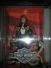 Harley Davidson #4 Barbie Doll NRFB MIB