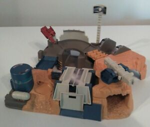 """1998 Micro Machines Battle Zone """" Counter Attack Command"""" Playset"""