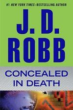 CONCEALED IN DEATH - J. D. Robb (2014 Hardcover,DJ) 1st Edition -Brand New Book