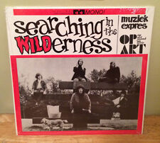 SEARCHING IN THE WILDERNESS comp LP RED SQUARES KINKS Q65 OUTSIDERS freakbeat