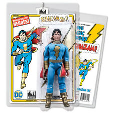 DC Comics Shazam Mego Style Shazam Jr. Action Figure (Blue/Gold Variant)