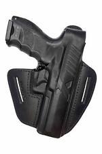 B20 Leder Pistolenholster Gürtel Holster für HK P30L Heckler und Koch H&K