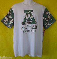 nwt~Asphalt Yacht Club Monolith Camo Shirt Camouflage Tee Classic Top~Men sz 2Xl