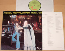 Brian Protheroe-Pick-up (Chrysalis, D 1975 + Kaku/LP M -)