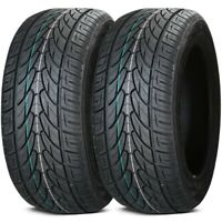 2 Lionhart LH-TEN 275/55R20 117V XL All Season M+S Performance Truck / SUV Tires