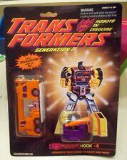 TRANSFORMERS, Generation 2, Robots in Disguise, Hook #4, Hasbro, MIP, 1992