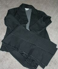 Sears plus size 16 women's clothing Black and White Jacket And Pants