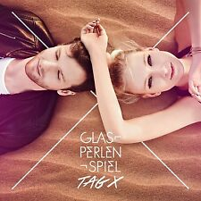 GLASPERLENSPIEL - TAG X  CD NEW+