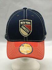 REEBOK NHL 2012 WINTER CLASSIC NEW YORK RANGERS FLEX FIT CAP (S/M)