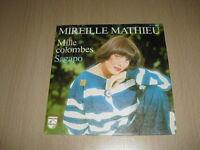Mireille Mathieu – Mille Colombes / Sagapo 7'' 45 RPM Single