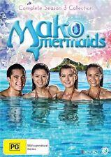 Mako Mermaids : Season 3 (DVD, 2017, 2-Disc Set) (Region 4) Aussie Release