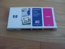 GENUINE HP #80 MAGENTA PRINTHEAD DESIGNJET 1000 1050 C4822A FACTORY SEALED