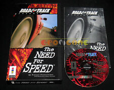 THE NEED FOR SPEED 3DO Versione Americana ○○○○ COMPLETO