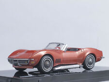 Scale model car 1:43 Corvette Open Convertible (Bronze), 1968