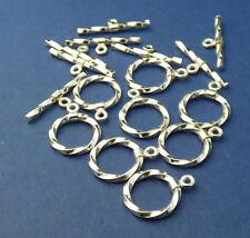 Sólido 925 Plata de ley Criolla Pendiente cables grandes hallazgos fabricación de joyas