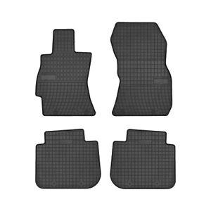 passend für Subaru Forester IV Gummifußmatten Gummimatten Fussmatten 2012 - 2018