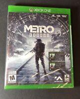 Metro Exodus [ Day One Edition ] (XBOX ONE) NEW