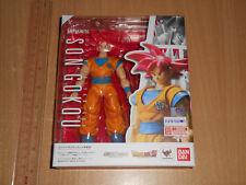 **Bandai SH Figuarts(SHF) DragonBall Z SS God Son Gokou Goku Figure Limited US