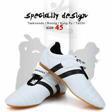 Adults Taekwondo Shoes Martial Arts Sneaker Boxing Karate Kung Fu Tai Chi Shoes