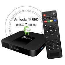 7.1 Smart TV Box 2.0GHz WiFi 4K Media Player Set Top Box